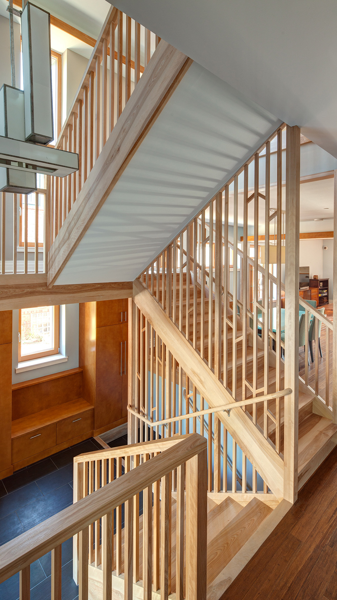 Stairs From First Floor