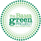 The BAMA Green Project logo