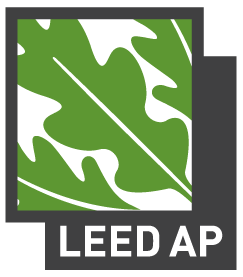 LEED Accredited Profession (LEED AP) Logo